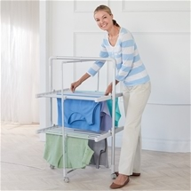 2-Tier Heated Airer