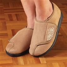 Aster Microsuede Slippers