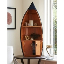 Boat Style Cabinet