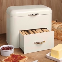 Bread Bin With Drawer