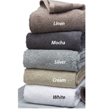 Soft, Bamboo Cotton Towels