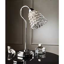 Battery Operated LED Table Lamp