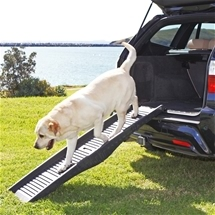Folding Dog Car Ramp