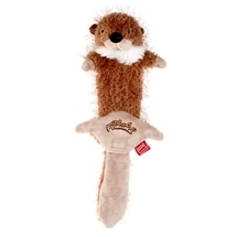 Plush Squirrel Skin with Squeakers