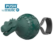 Dinoball Push to Mute T-Rex