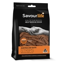 SavourLife Duck Strips 150g