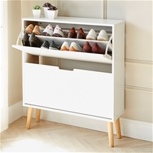Free Standing Shoe Cabinet