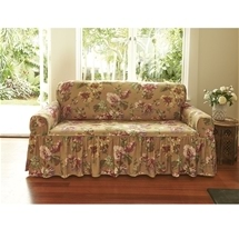 Floral Stretch Furniture Covers