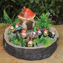 Gnome Family Garden Kit