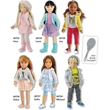 Kruselings Collectable Dolls