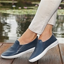 Ladies Comfort Loafers