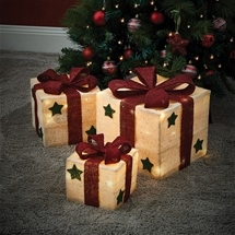 Light-Up Gift Boxes