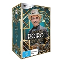 Poirot - Early Case File DVD Collection