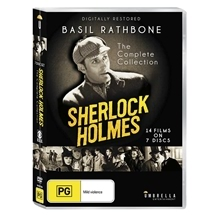 Sherlock Holmes Complete Collection (1939-1946)