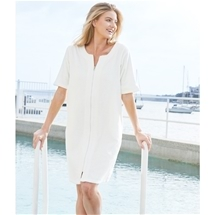 Soft Cotton Coverup