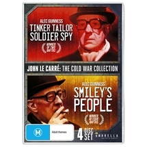 Tinker, Tailor, Solider, Spy/Smiley's People