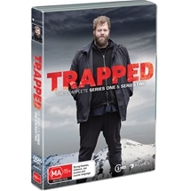 Trapped (2016) DVD