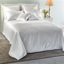 Summer Brocade Coverlet Set