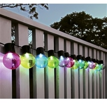 Solar Ball Lights