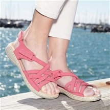 Strappy Adjustable Sandals