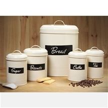 Vintage Storage Canisters