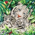 White Tiger and Cubs_48365_0