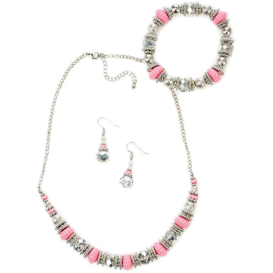 Necklace, Bracelet & Earring Multipack Mint Fits All