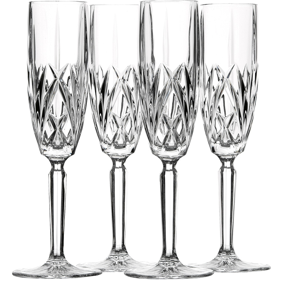 Marquis Brookside Glassware  Goblet