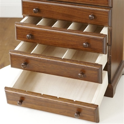 Crafter S 6 Drawer Wooden Thread Cabinet Innovations