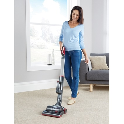 2 in 1 Cordless Rechargeable Vacuum Cleaner