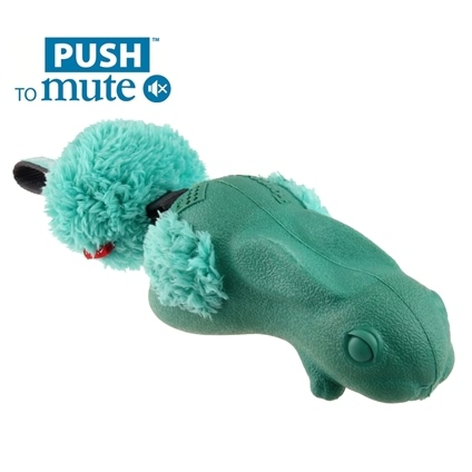 Forestails Rabbit Push to Mute with Pom Pom Tail