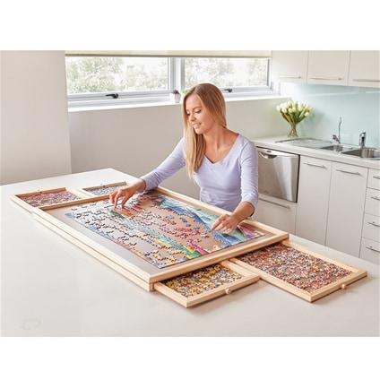 Wooden Jigsaw Organisers Innovations