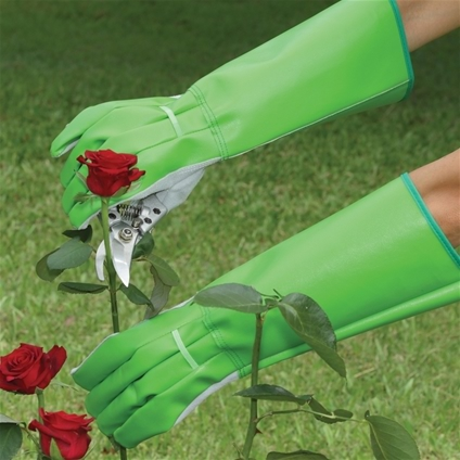 Long Gardening Gloves