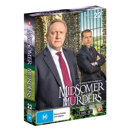 Midsomer Murders DVD Series