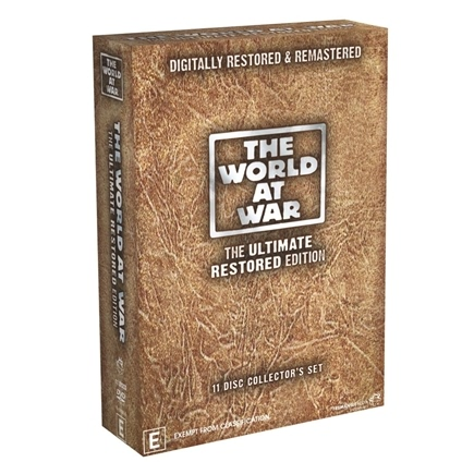 The World At War - Restored Edition