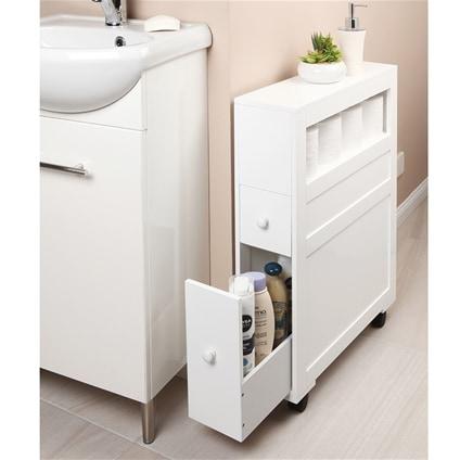 Slim Bathroom Organiser Innovations