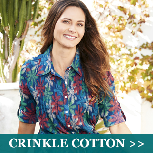 Crinkle Cotton