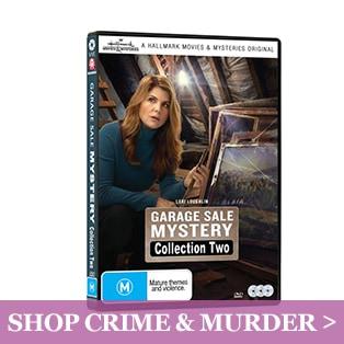 Crime & Murder Mystery