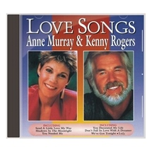 Anne Murray and Kenny Rogers - Love Songs
