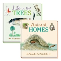 Life in The Trees and Animal Homes