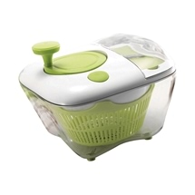 Salad Spinner With Built In Mandoline