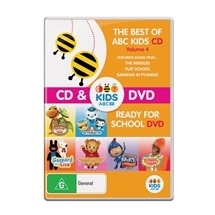 The Best of ABC Kids (1 CD/1 DVD)