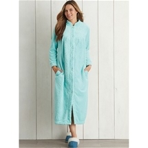 Plush Fleece Gown