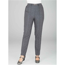 Marle Wool Pants - Short Length