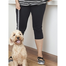 Crop Pull On Pant [PLUS SIZE]