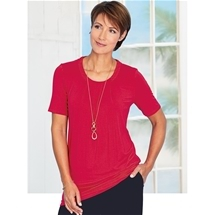 Neck Detail Tunic