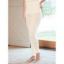 Pointelle Knit Long Pant - Pack of 2