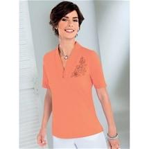 2833eee099 Embroidered Short Sleeve