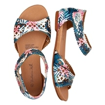 Cut Away Sandal
