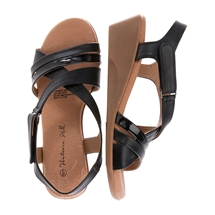 Strappy Summer Wedge